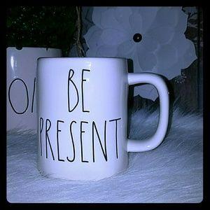 Rae Dunn be present mug